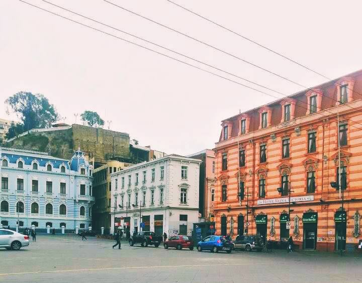 City Centre of Valparaiso, Chile | Study Abroad Challenges