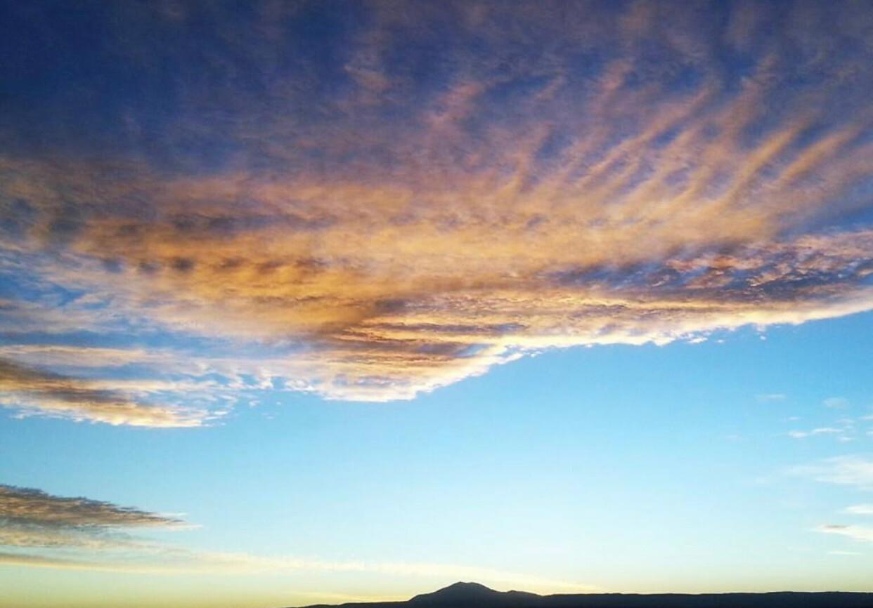 Sunset in San Pedro de Atacama