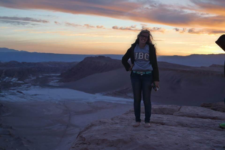 Visit Atacama Desert   Sunset at Valle de la Luna   San Pedro de Atacama Itinerary