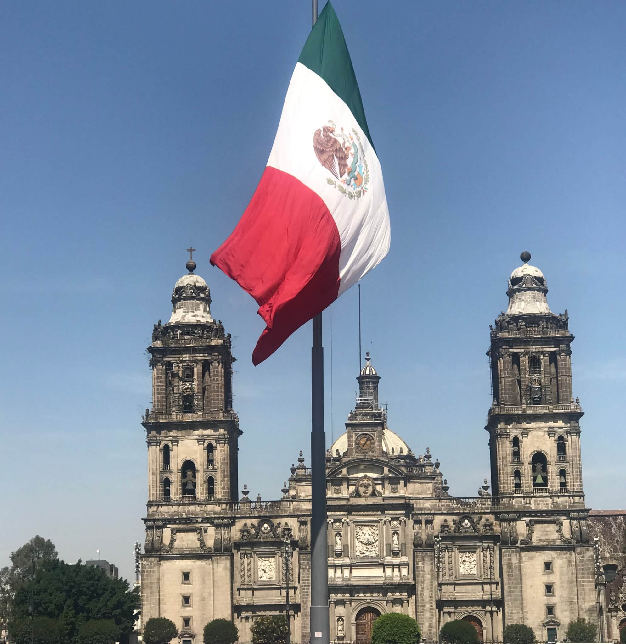 Zocalo | City Center | Mexico City