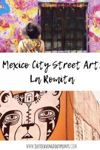 Mexico City Street Art: La Romita