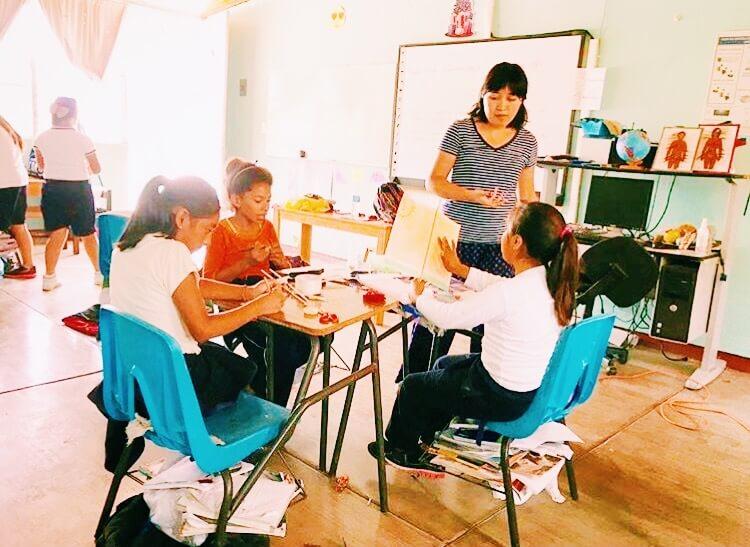 Volunteering in Oaxaca