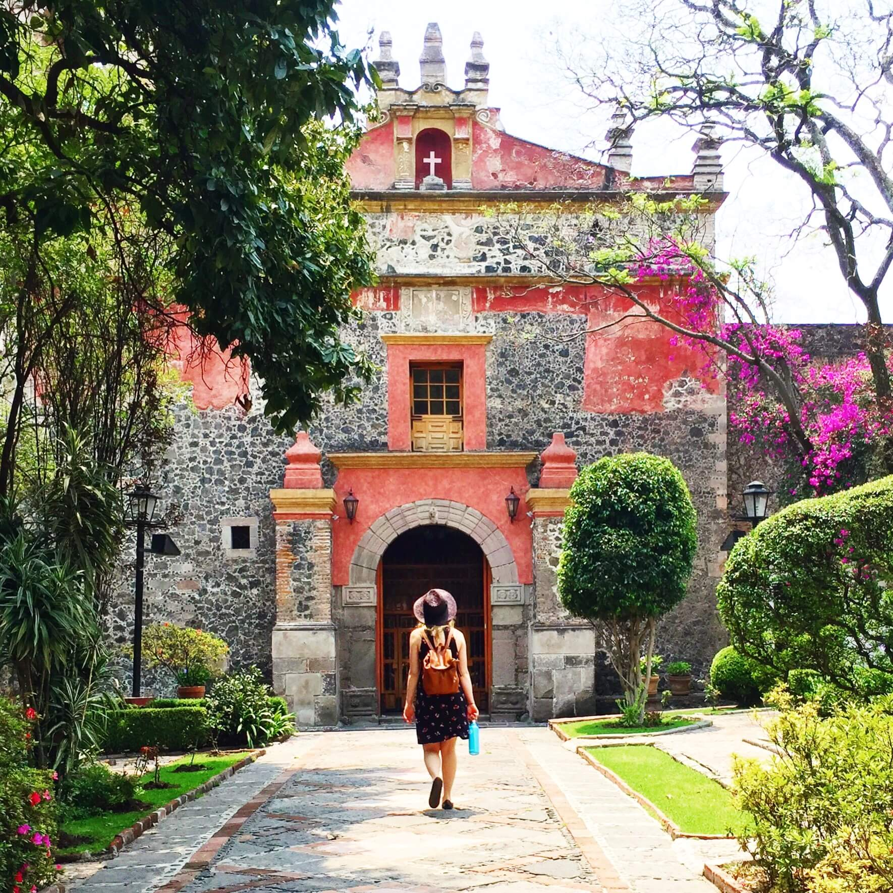 Mexico City San Angel | Travel with Anxiety