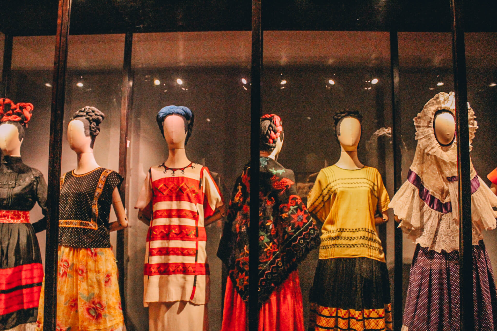 The Wardrobe of Frida Kahlo