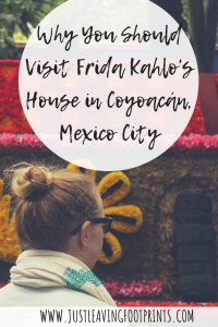 Why You Should Visit Frida Kahlo's House in Coyoacán, Mexico City