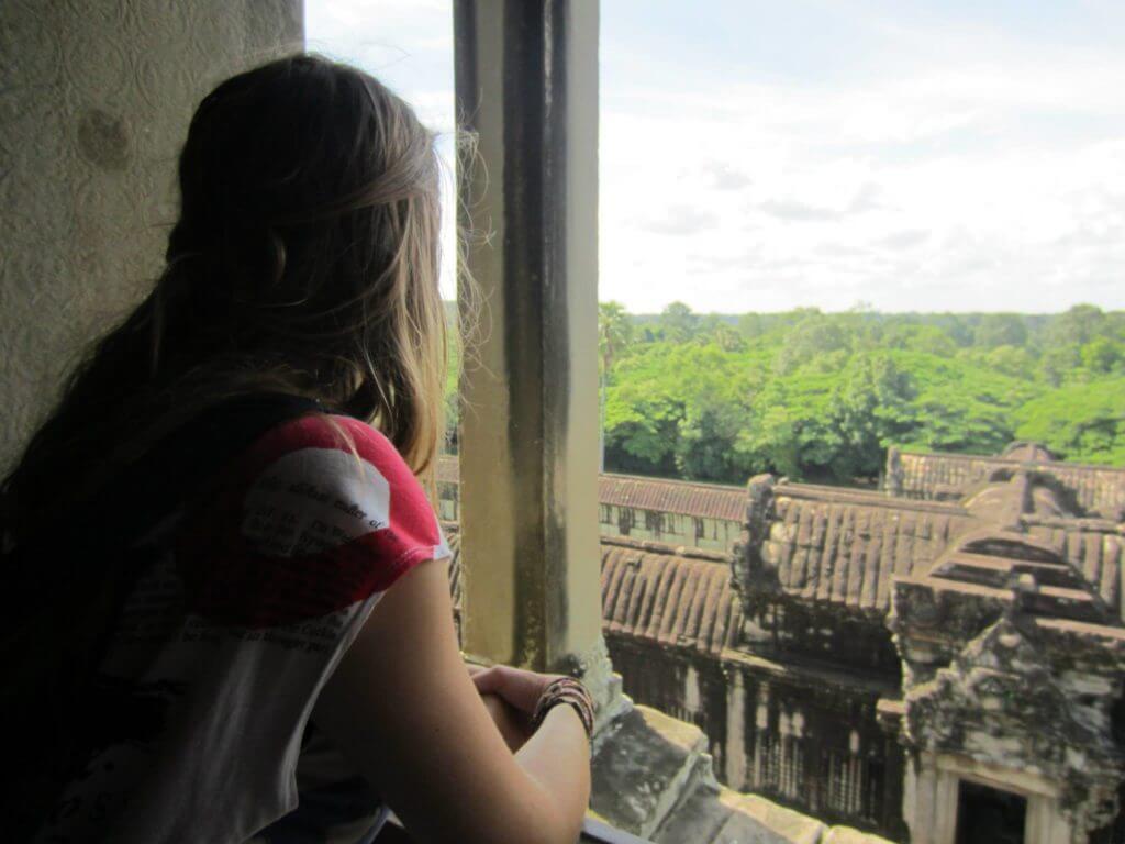 Banana Backpacks   Angkor Wat Cambodia