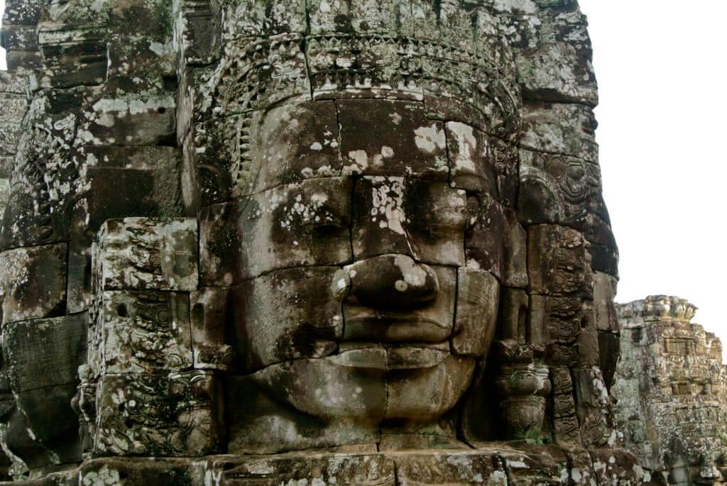 Bayon Temple, Cambodia, South East Asia   Banana Backpacks