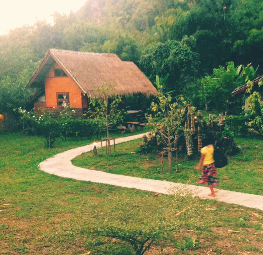 Chiang Dao Jungle Huts | Go to Thailand