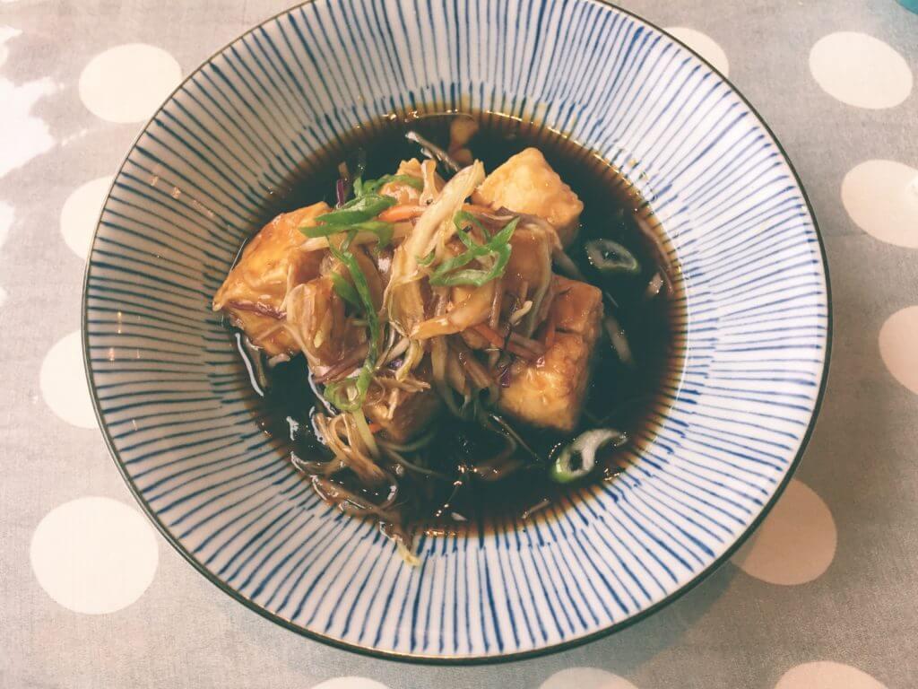 The Best Vegetarian and Vegan Restaurants in Kelowna, BC   Tofu Bowl