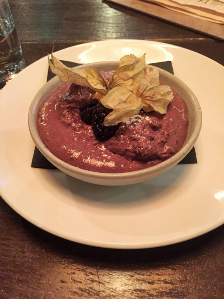 Chocolate mousse  The Best Vegetarian and Vegan Restaurants in Kelowna, BC