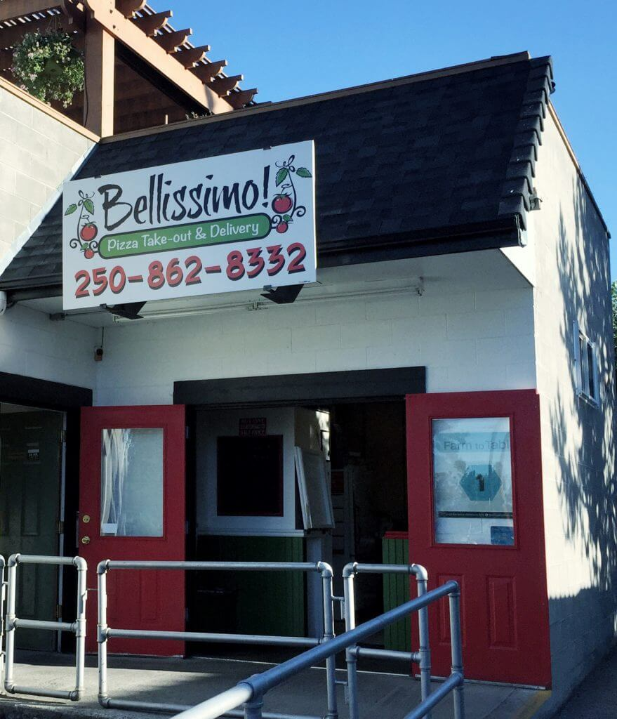 The Best Vegetarian and Vegan Restaurants in Kelowna, BC   Bellissimo Pizza
