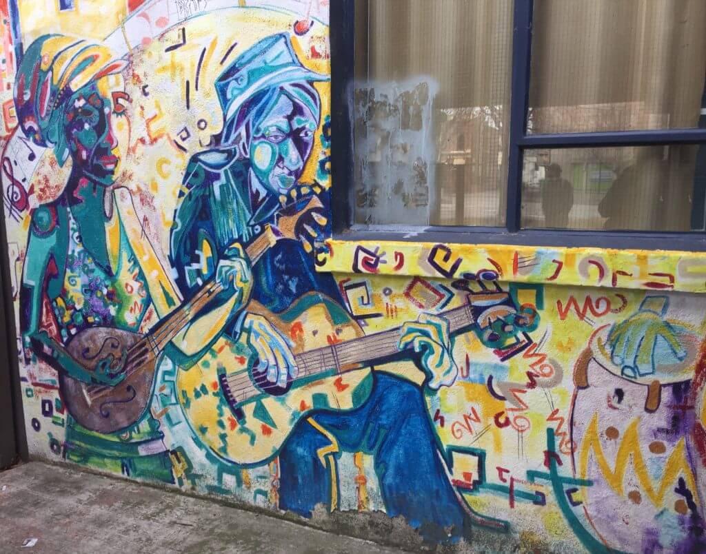 Urban art in BC Penticton