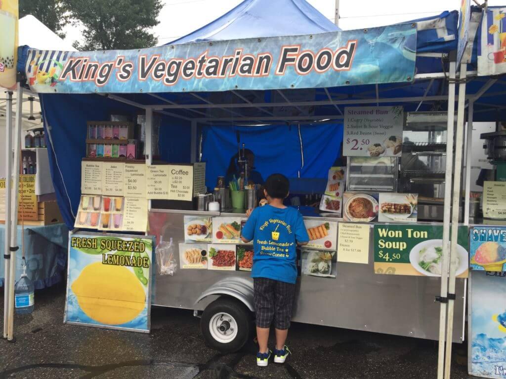 King's Vegetarian Food Stall  The Best Vegetarian and Vegan Restaurants in Kelowna, BC