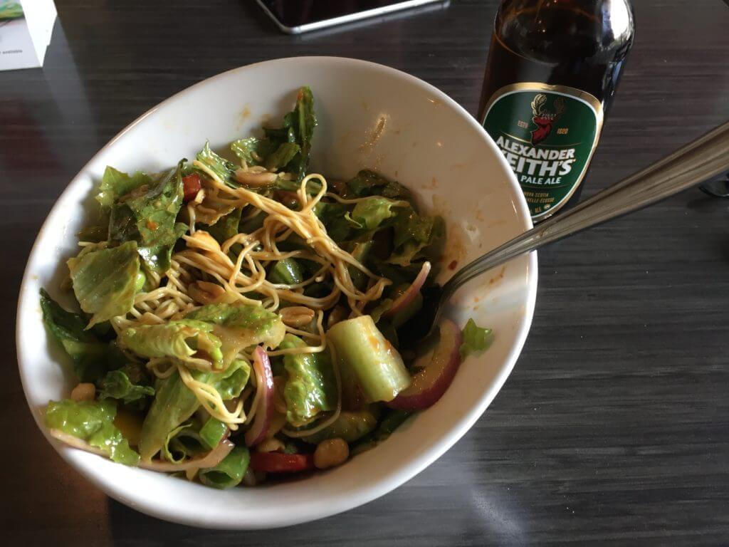 The Best Vegetarian and Vegan Restaurants in Kelowna, BC   Asian Salad Bowl