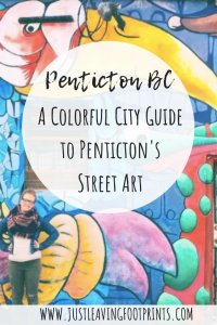 Penticton BC: A Colorful City Guide to Penticton's Street Art