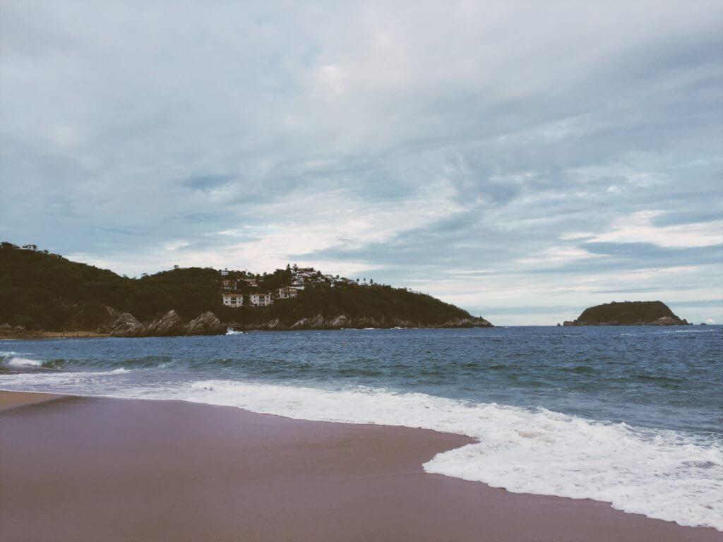 Beach Days in Mexico