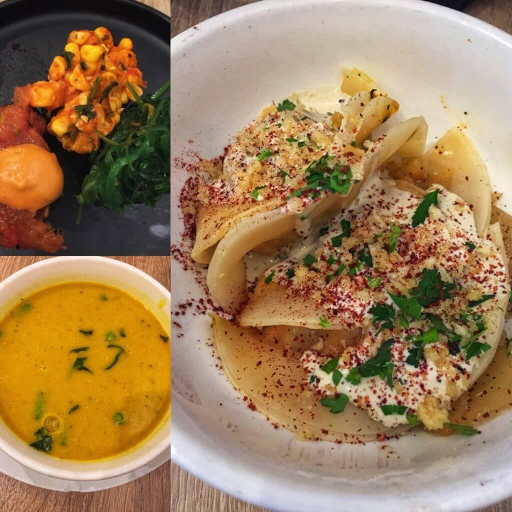 Vegetarian NYC | Beyond Sushi