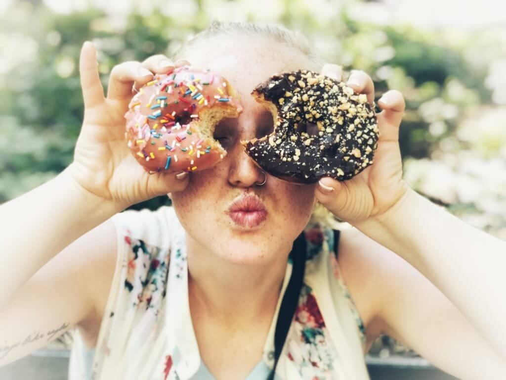 Vegetarian NYC | Vegan Donuts