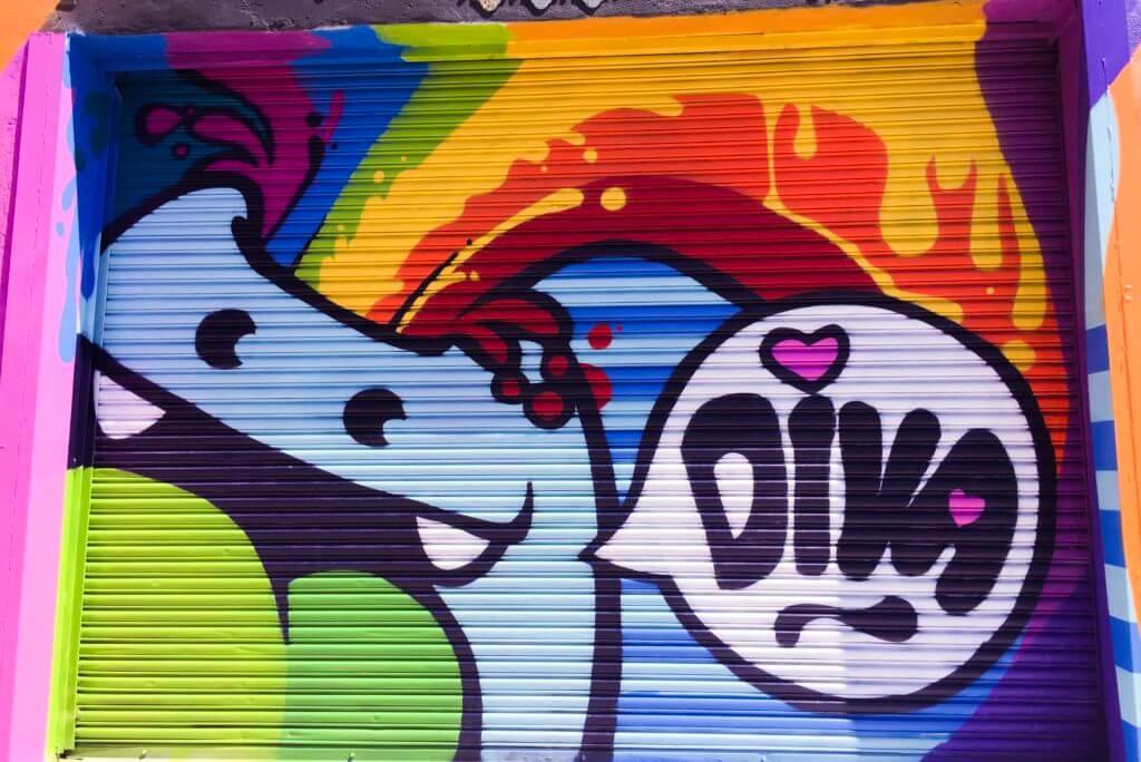 Diva Street Art Bushwick