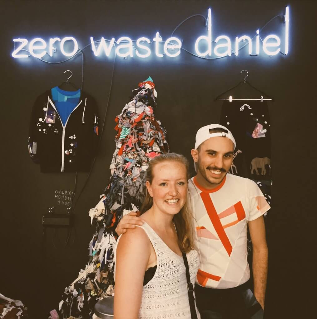 Zero Waste Daniel NYC | Our NYC Honeymoon: A 4 Day NYC Itinerary