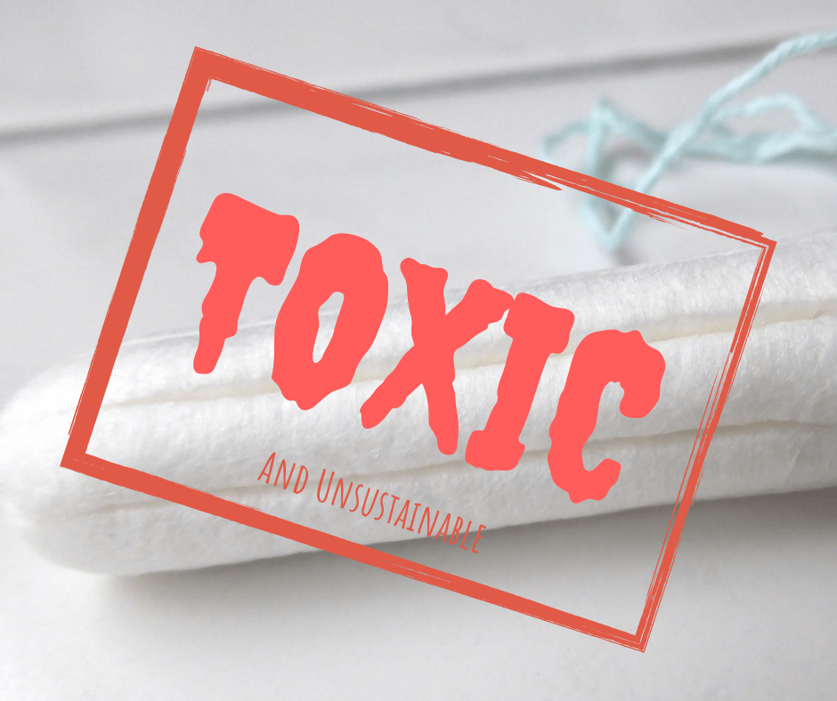 The Toxic Chemicals in Tampons and Pads | Reusable Pads
