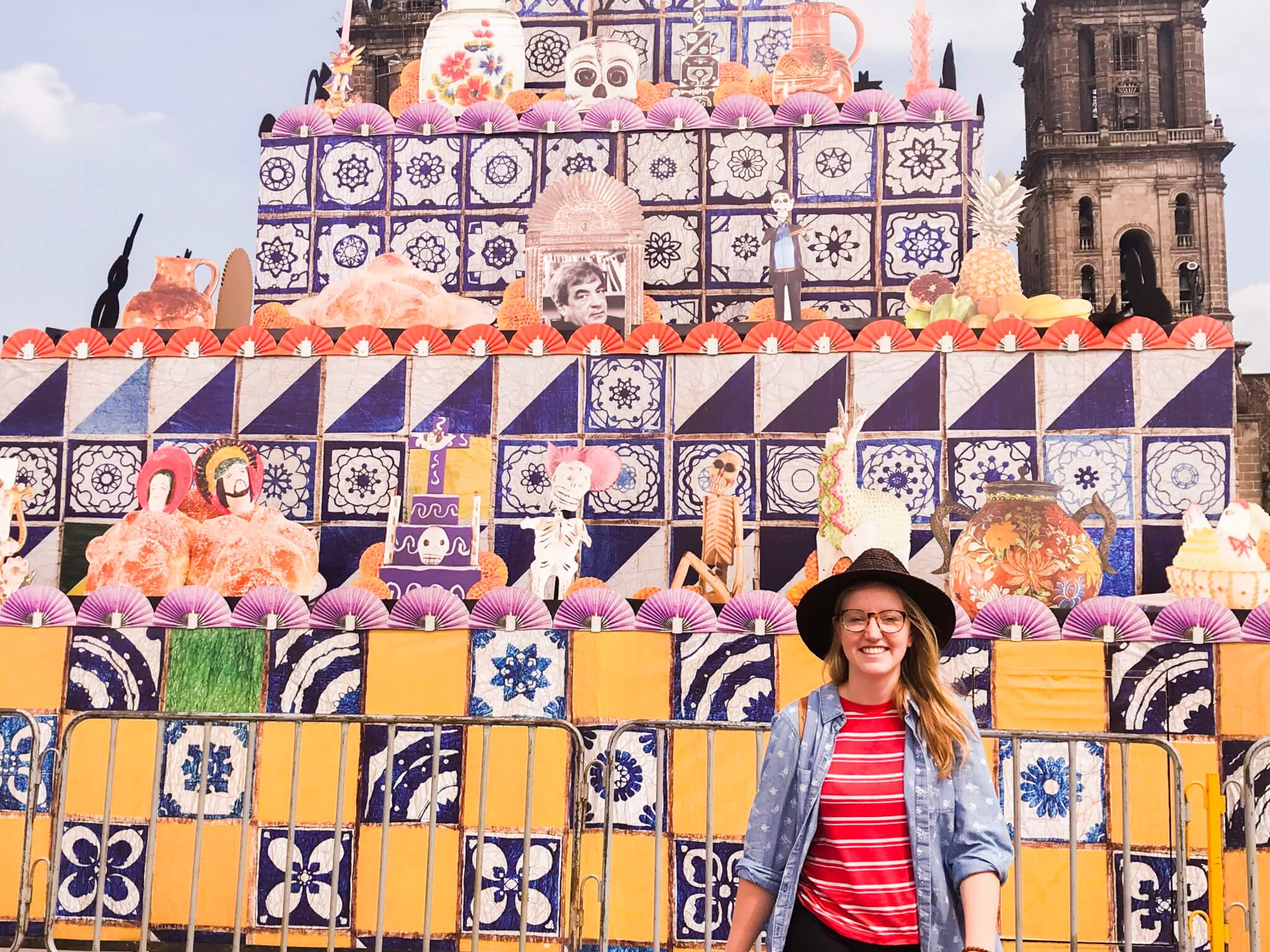 What I Learned Celebrating Día de Muertos in Mexico for the First Time