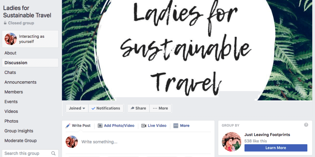 Facebook Groups to Promote Your Travel Blog | Blog Promotion