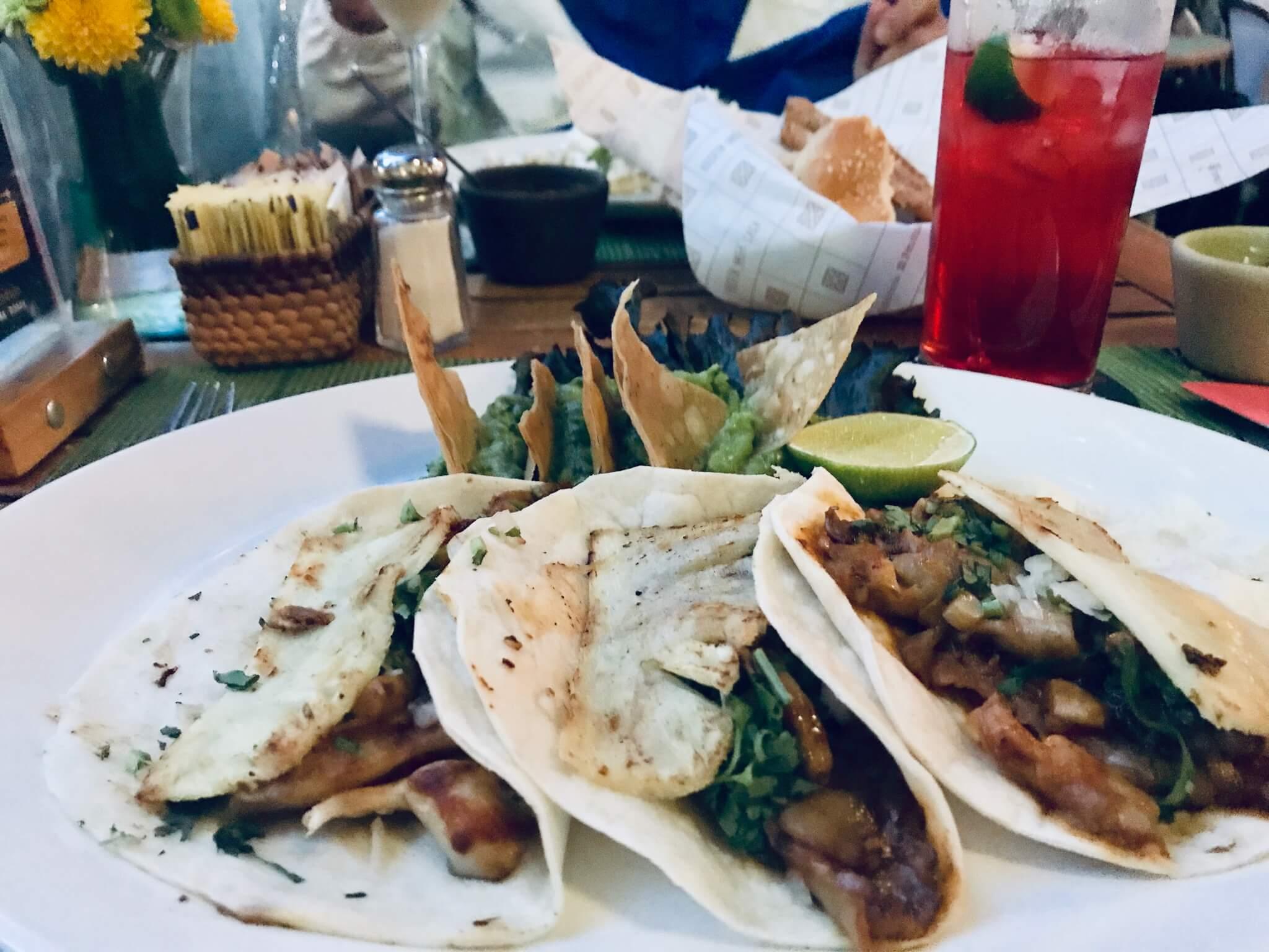 Cafebrería Vegan Tacos