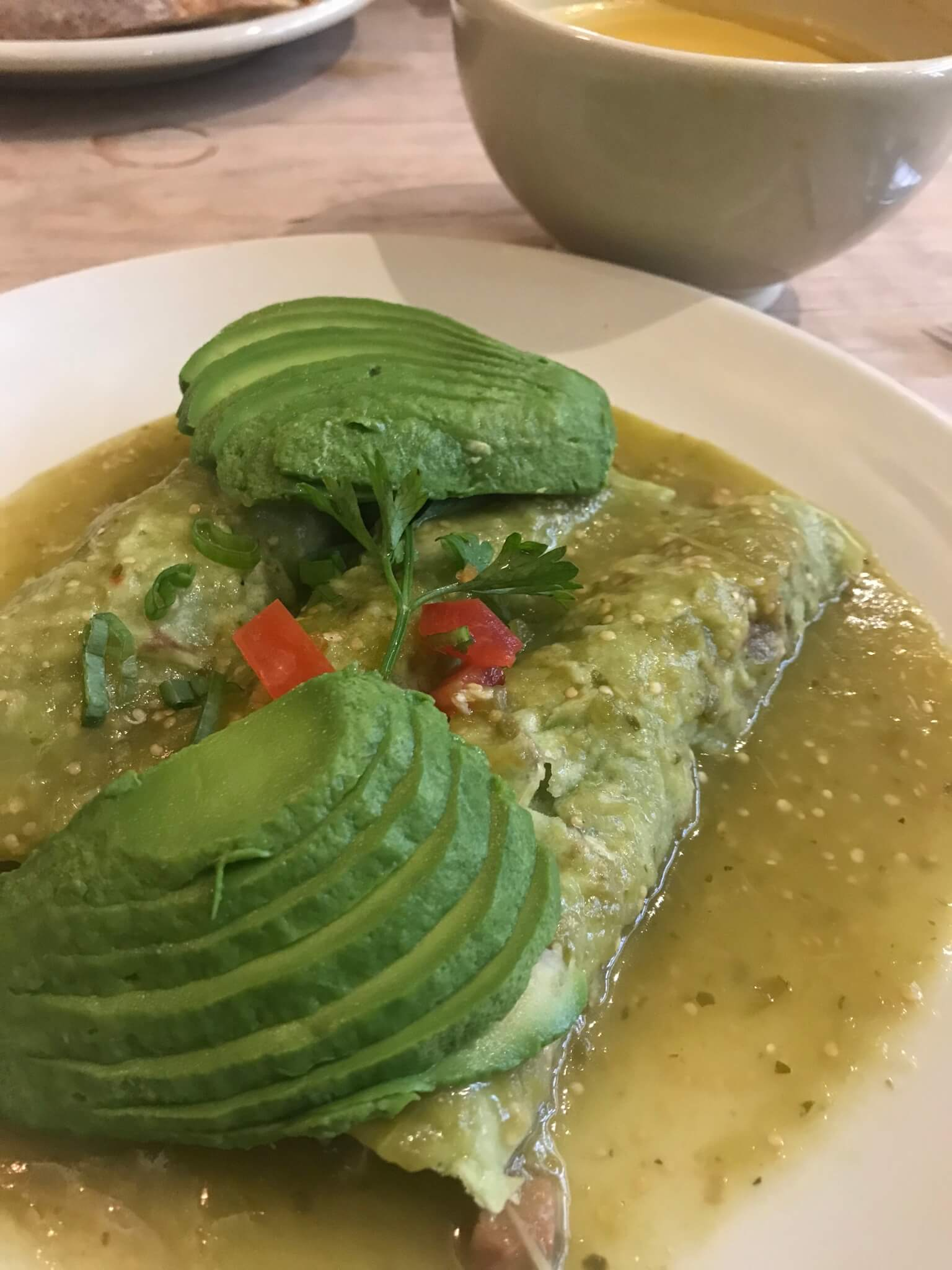 Le Pain Quotidien Mexico | Vegan Restaurants in Mexico City