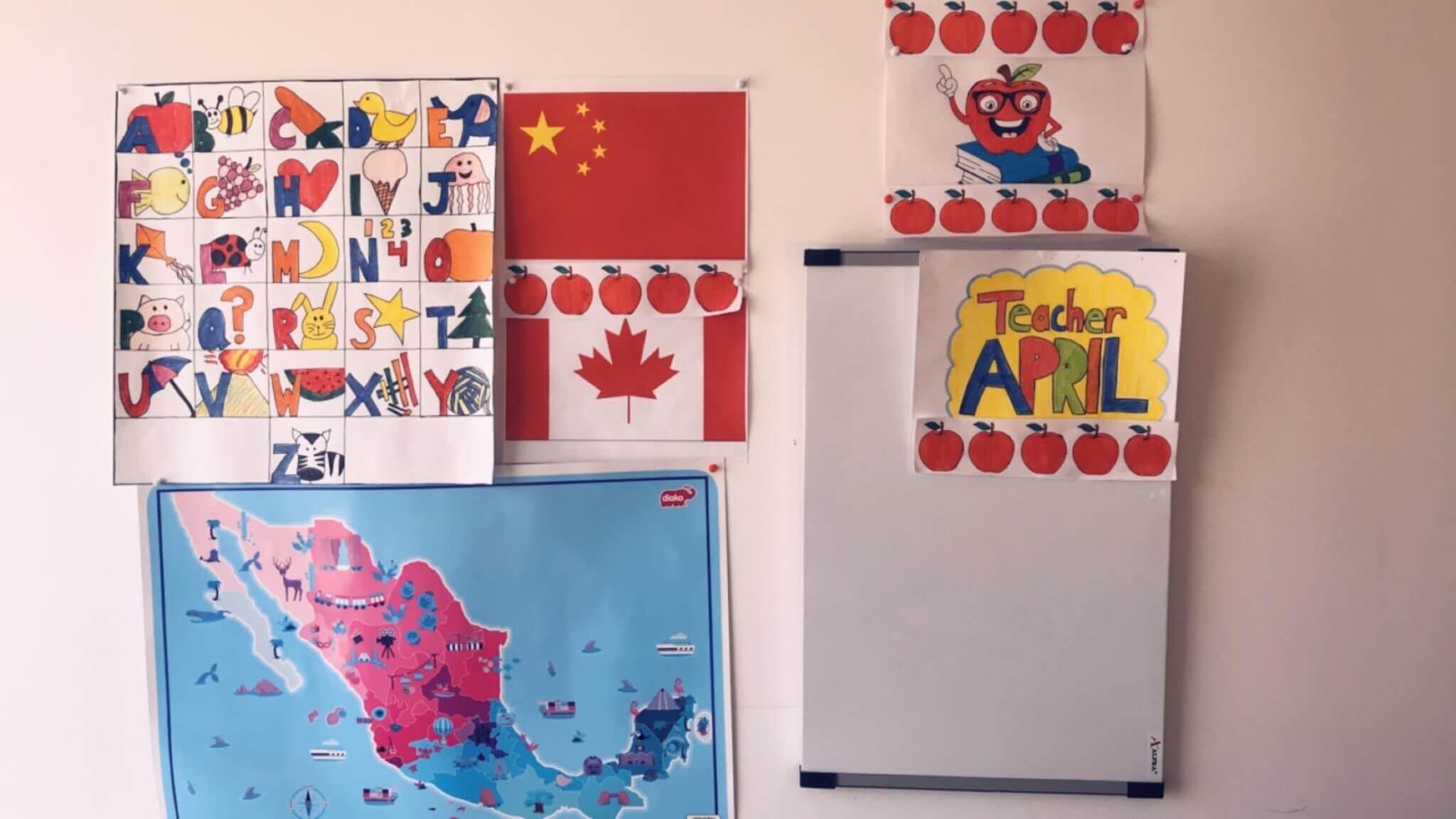 Kid Friendly Teacher Background | VIPKid | Teach ESL Online