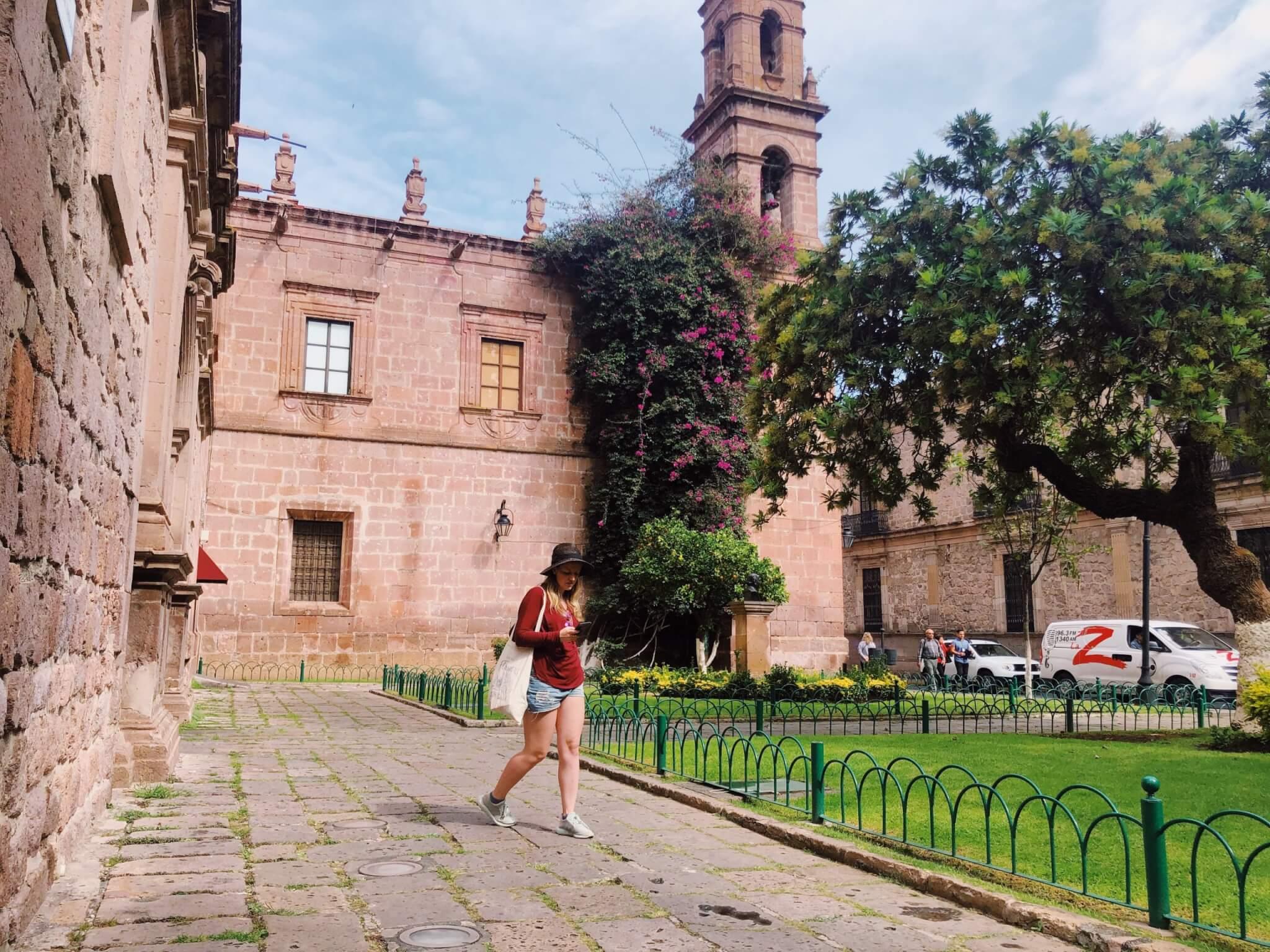 Visit Michoacán | Walking around Morelia