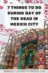7 Things to do During Day of the Dead in Mexico City