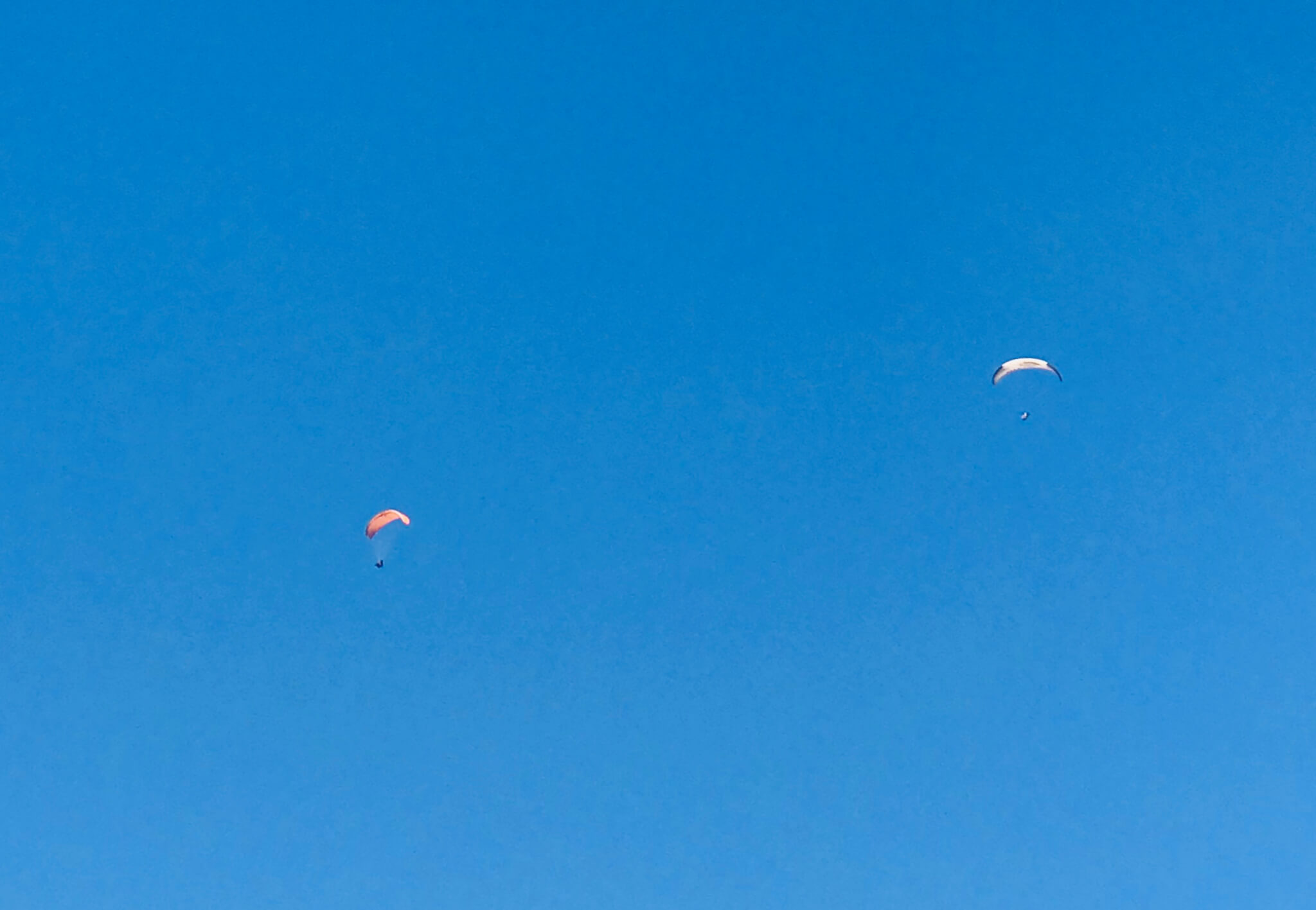 Paragliding and Hang-gliding in Valle de Bravo Mexico