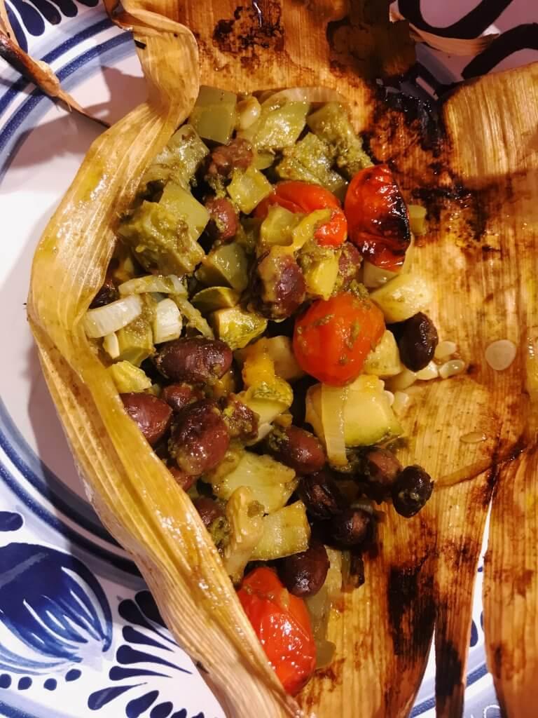 Vegan Mextlapiques | Aura Mexican Cooking